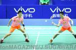 スディルマン杯 中国−インドネシア戦 ダイジェスト