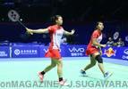 スディルマン杯 インドネシアがデンマークに勝利!