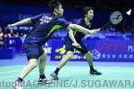 スディルマン杯 決勝 日本−中国戦 ダイジェスト