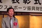 朴柱奉日本代表監督と山口茜が米山稔賞を受賞!