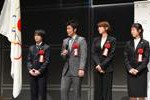 男子日本代表が優秀賞、山口茜も新人賞を受賞!