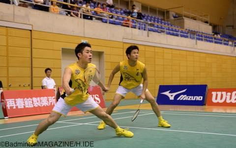 初の日本代表となる保木卓朗(左)/小林優吾