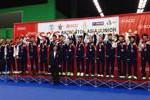 日本は銅メダルを獲得! アジアジュニアU19選手権《団体戦》
