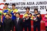日本が3つの銅メダルを獲得! アジアジュニアU19選手権《個人戦》