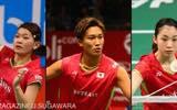 ヨネックスオープンジャパンはJ SPORTSで日本代表を応援しよう!