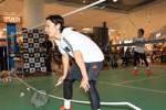 We Love Badminton 第4回 池田信太郎さん(元日本代表)