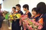 「ずっと金メダルがほしかった」奈良岡 アジアジュニアU17&U15 メダル獲得選手コメント