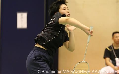 念願だった団体での全校制覇を遂げた山口茜。福井に国体初Vをもたらした