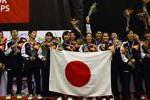 日本は台湾に敗れるも銅メダル獲得! 世界ジュニア《団体戦》最終日