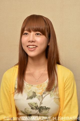 和泉美沙希 Badminton 第6回 和泉美沙希さん(アイドル・歌手)   BADMINTON