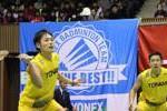 園田&嘉村が日本王者に勝利! 全日本総合 準決勝ダイジェスト2