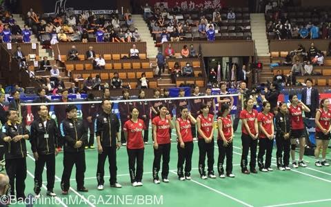 日本リーグ2015