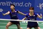 【GPG】女子ダブルスは日本選手同士の決勝に! スイスOP