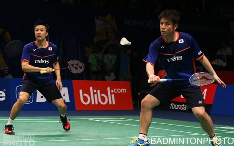 早川賢一/遠藤大由(左)