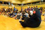 【熊本復興イベント】陣内貴美子さん、山口茜らが被災地の子どもと交流