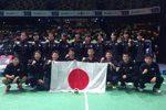 【世界ジュニア】日本はプレーオフで勝利! ベスト8が確定!<団体戦>