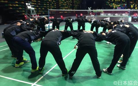 昨年は7つの銅メダルを獲得した日本チーム。一丸となり、今年はさらに輝くメダルをめざす