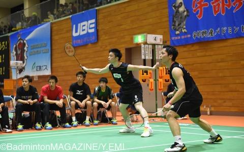 松本岳(左)/北林悠(JTEKT)