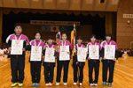 【全国小学生】南北海道が前回王者の茨城を下して初優勝!<女子団体>