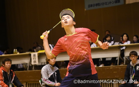 167㎝の体格を生かした攻撃力を発揮し、今夏のABC大会に続く優勝を果たした池田真那斗(香川県・香川スクール)