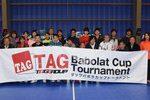 【大会情報】初心者なら誰でも参加できる!『第1回 TAG Babolat Cap Tournament』が開催