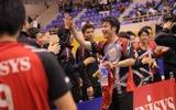 【S/Jリーグ】日本ユニシスが5連勝! 久々登場の早川賢一も勝利!<さいたま大会>