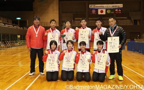 全日本中学生