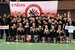 【チーム情報】日本ユニシスがザムストとパートナーシップ契約