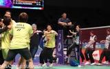 【スディルマン杯】タイが逆転勝利で4強! 韓国は予選の雪辱を果たす!<準々決勝>