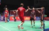 【スディルマン杯】デンマーク、インドが決勝Tへ! インドネシアは予選敗退…<予選L後半>