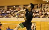 【日本RC】桃田賢斗が復帰戦で圧勝! 奈良岡功大も初戦を突破 1回戦
