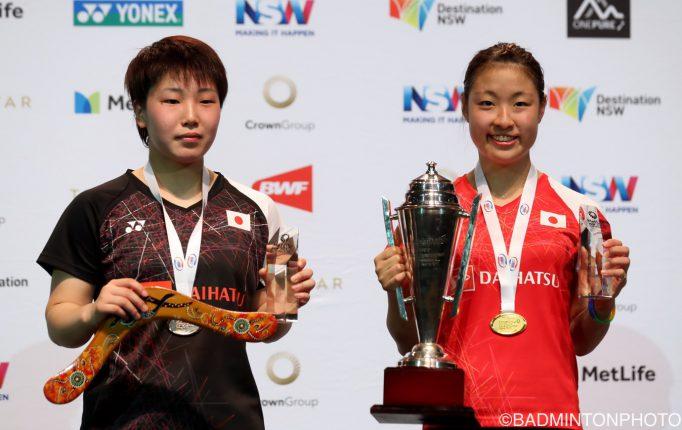 【SS】JAPANが3種目制覇の快挙!<オーストラリアOP>