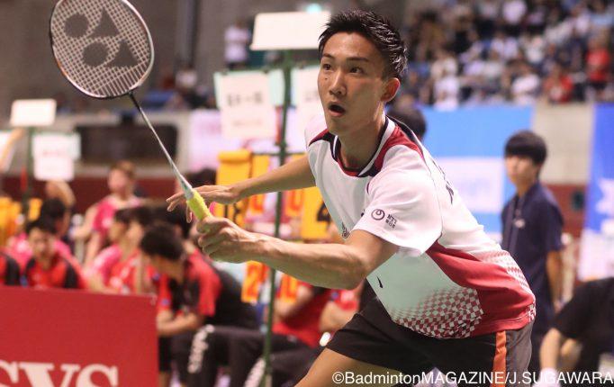 【日本ランク】日本A代表らが1位をキープ! 桃田賢斗は4位に浮上!