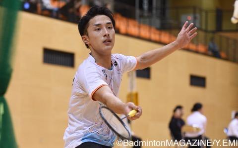 小本翔太(日本体育偉大3年)
