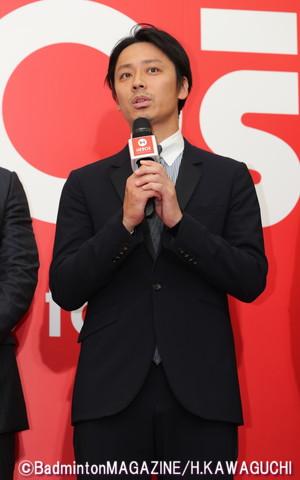 池田氏もメディアからの質問に対し、活動への抱負を語った