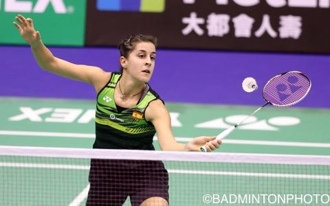 中国OP4強のキャロリーナ・マリーン(スペイン)
