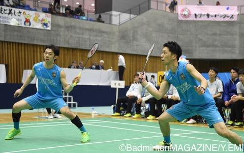 鈴木(右)/佐伯