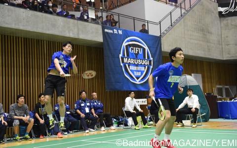 浦井(左)/三浦