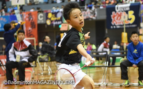 栃木のエース・寺内遥大。決勝の第1単は打ち切りとなったが、安定感のあるプレーでチームを引っ張った