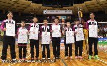 全国初優勝を果たした神奈川