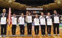 2010年大会以来の優勝を飾った埼玉チーム