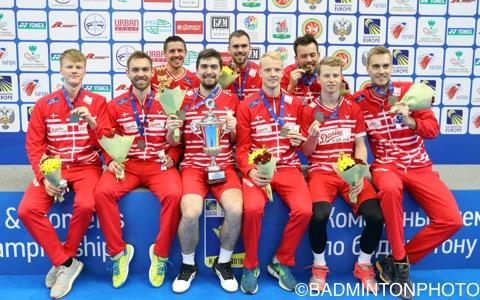 ヨーロッパ団体選手権