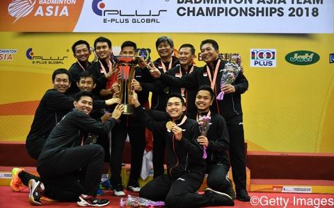 アジア団体選手権