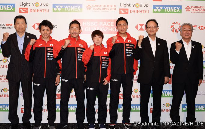 【記者会見】「オリンピックにつなげられるように頑張りたい」(山口茜)<ジャパンOP記者発表会>