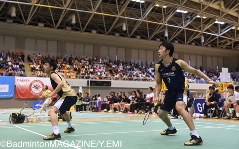 竹内義憲/松居圭一郎(左)