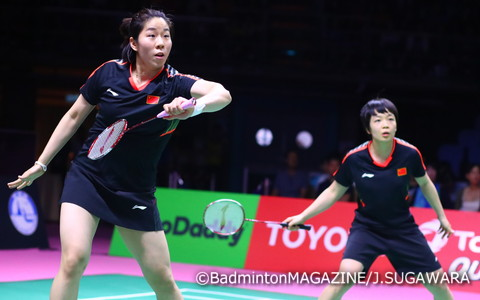 WR1位に君臨する2人は、日本にとって最強の ライバル。今季は優勝こそないが、大一番での勝負強さはピカイチ! 母国の名誉をかけて2連覇をねらう。