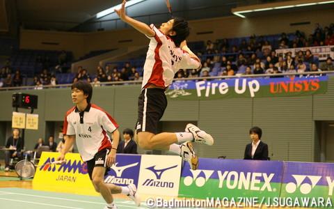 池田氏が全日本総合で初優勝を遂げた2006年。大会最終日にもかかわらず会場は空席が目立っていた