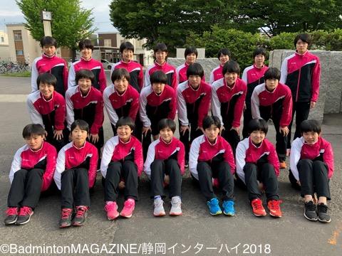 静岡IH2018青森山田