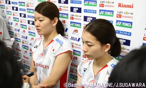 それぞれが2年後の東京五輪を見すえたコメントを発していた
