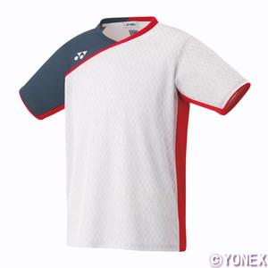 メンズゲームシャツ(ホワイト)